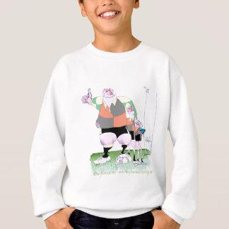 Rugby chums, tony fernandes sweatshirt