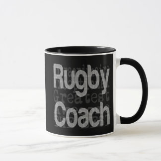 Rugby Coach Extraordinaire Mug
