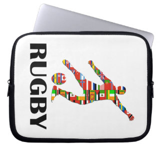 Rugby Computer Sleeves