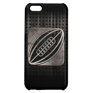 Rugby; Cool Black iPhone 5C Case
