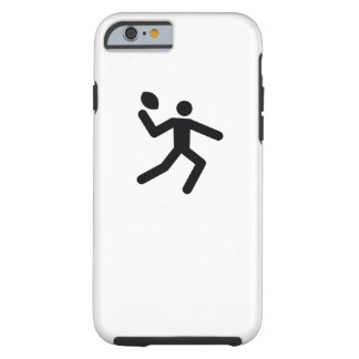 RUGBY | cool sport icon Tough iPhone 6 Case