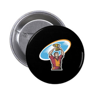 Rugby Cup Buttons