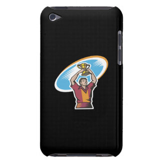 Rugby Cup iPod Case-Mate Cases