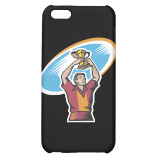 Rugby Cup Cover For iPhone 5C
