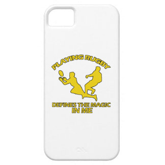 RUGBY DESIGNS BARELY THERE iPhone 5 CASE