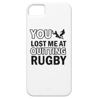 Rugby designs iPhone 5 cases
