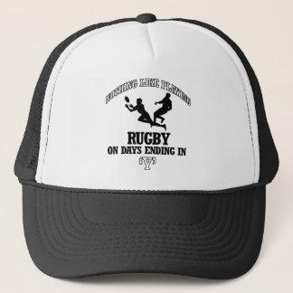 RUGBY designs Trucker Hat