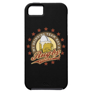 Rugby Drinking Team iPhone 5 Covers