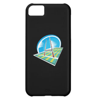 Rugby Field iPhone 5C Cases