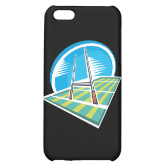 Rugby Field iPhone 5C Cover