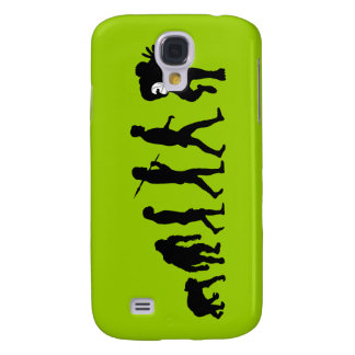 Rugby forward Maul and Ruck Evolution Sports Fan Galaxy S4 Covers