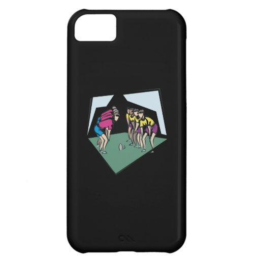 Rugby Game iPhone 5C Case