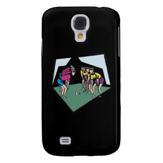Rugby Game Samsung Galaxy S4 Cover