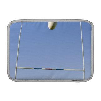 Rugby Goal MacBook Sleeve