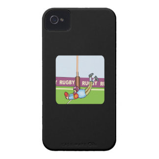Rugby iPhone 4 Case-Mate Cases