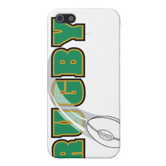 Rugby iPhone 5/5S Cases