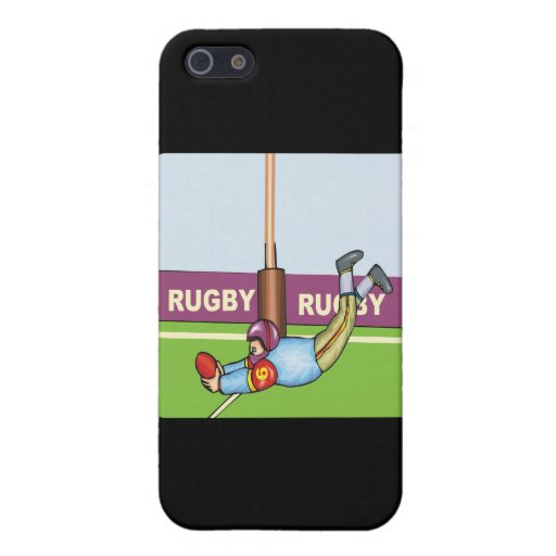 Rugby iPhone 5 Case