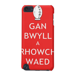 Rugby Keep Calm Give Blood Welsh iPod Touch 5G Cover