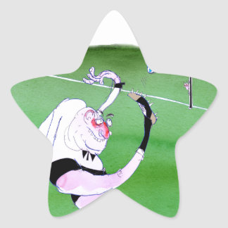 rugby kick, tony fernandes star sticker