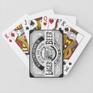 Rugby Lager Playing Cards