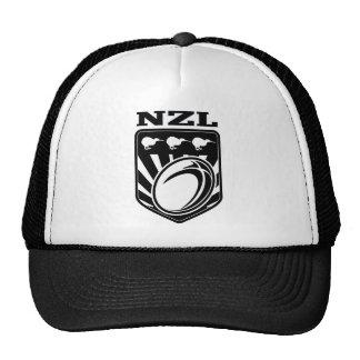 rugby league ball kiwi shield new zealand nzl hat