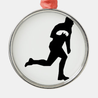 Rugby League Player Christmas Ornament