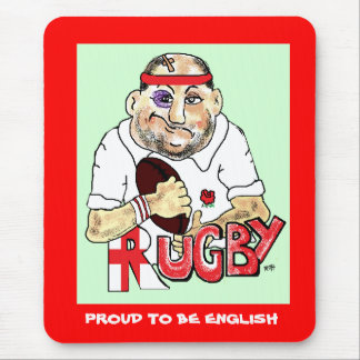 RUGBY MOUSEMAT