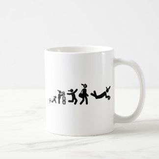 Rugby Basic White Mug