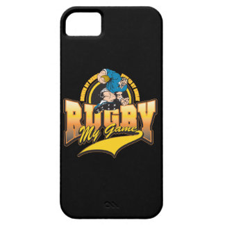 Rugby My Game Barely There iPhone 5 Case