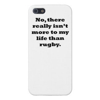 Rugby My Life Covers For iPhone 5