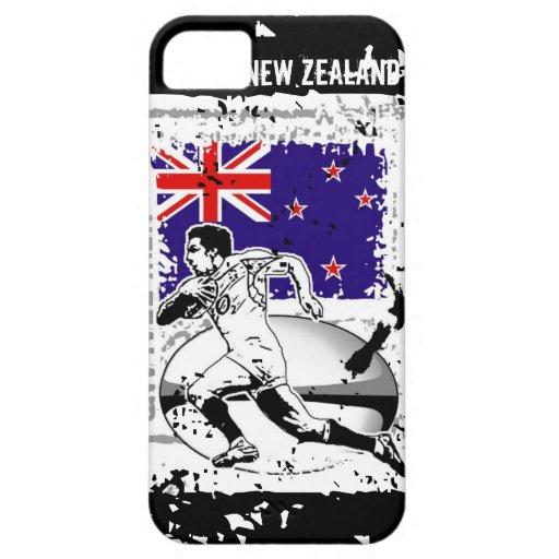 Rugby New Zealand Own iPhone 5 Case-Mate ID Case iPhone 5 Cases