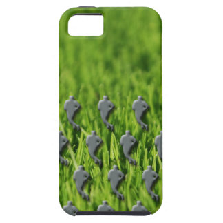 rugby on grass iPhone 5 covers