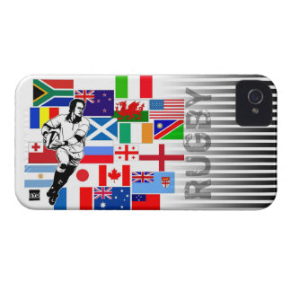 Rugby Pass Blackberry Bold Case