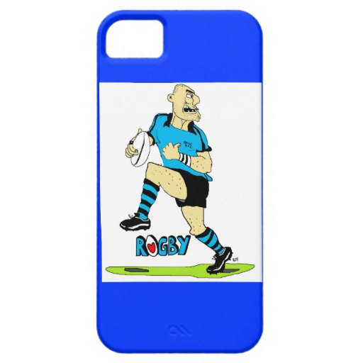 RUGBY PHONE CASE iPhone 5 CASE