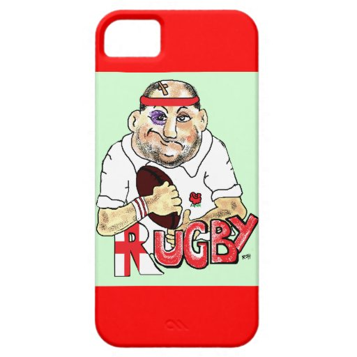 RUGBY PHONE CASE iPhone 5 COVERS