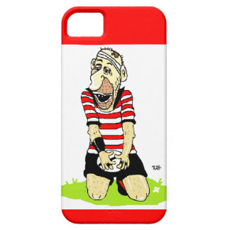"""""""rugby phone case"""" iPhone 5 cases"""
