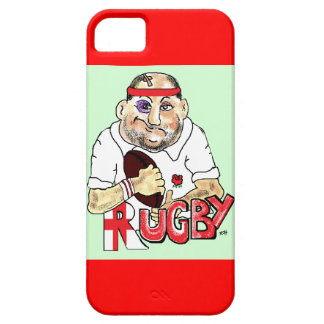 RUGBY PHONE CASE iPhone 5 CASES