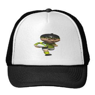 Rugby Player Cap