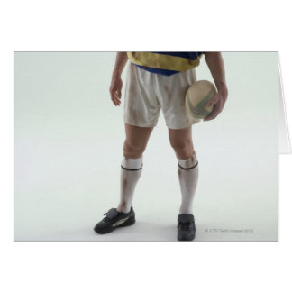 Rugby player cards