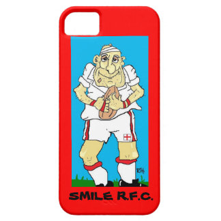 """""""rugby player"""" case for the iPhone 5"""