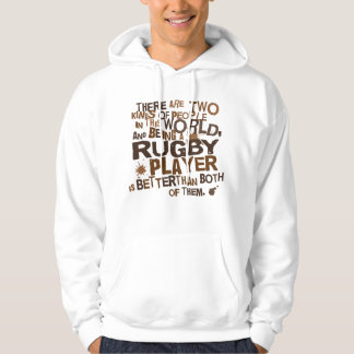 Rugby Player Gift Hoodie