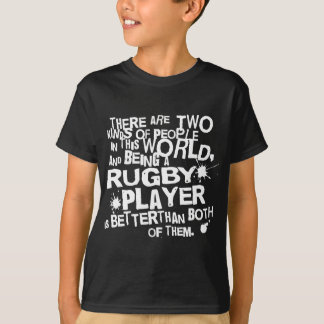 Rugby Player Gift T-Shirt