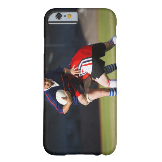 Rugby player tackling another barely there iPhone 6 case