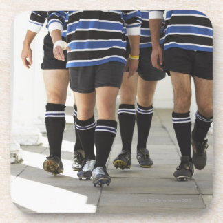 Rugby Players Coasters