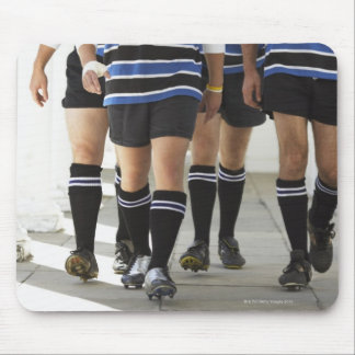 Rugby Players Mouse Mat