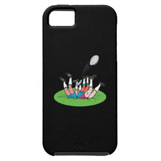 Rugby Scrum iPhone 5 Cases