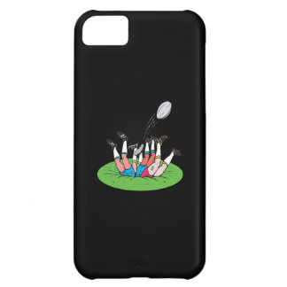 Rugby Scrum Cover For iPhone 5C