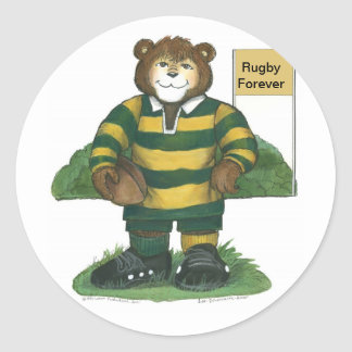 Rugby Sticker