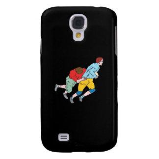 Rugby Tackle HTC Vivid / Raider 4G Case
