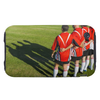 Rugby teammates iPhone 3 tough cover
